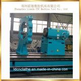 Precio horizontal resistente de alta velocidad de la máquina del torno del metal C61250