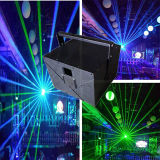 Laser do DJ Lighting 5000MW 5W RGB Full Color Animation
