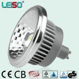 90 projector do CREE 15W do CRI com diodo emissor de luz Es111/AR111 de CE&RoHS (J)