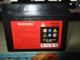 12V4ah gedichtete wartungsfreies Leitungskabel-saure Motorrad-Batterie