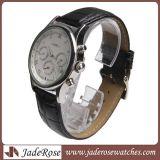 Movimento de quartzo de Wyith do relógio do aço inoxidável da promoção e da alta qualidade