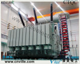 трансформатор 300mva 220kv 3phase 3winding с на изменителем крана нагрузки