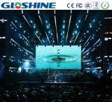 Gloshine H 10.42 im Freienmiete LED-Bildschirmanzeige