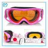 UV 400 Anti-Fog 주문 숙녀 Motocross Eyewear Sports Goggles