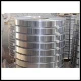 Ruban adhésif en aluminium recouvert de copolymère double face côté simple pour câble