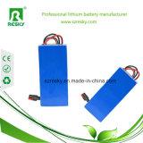 Pack batterie 24V 6ah de lithium rechargeable pour le robot de nettoyage de syndicat de prix ferme