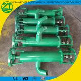 固体液体の分離器のための高出力の遠心ふるう装置