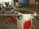 Producción plástica de un sólo recinto del manguito/del tubo del jardín PE/PP/línea acanaladas de la protuberancia