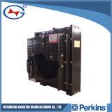 404D-22g: Radiador del agua para el conjunto de generador de Perkins