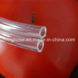 "1/4 "" tube transparent de PVC"