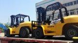 5 de Vrachtwagens van de Lift van de ton met Motor Isuzu & Motor Perkins
