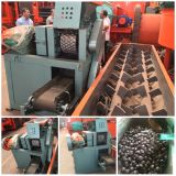 Carbone di legna Ball Press Machine da vendere