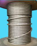 Diamètre 21.5mm ; 19*37 ; AISI304- câble métallique d'acier inoxydable