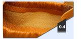 حارّة يبيع [فولدبل] مستديرة إصبع قدم مسطّحة رجال أحذية ([دّ] 06)