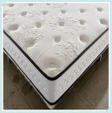 Bolsillo del látex de la tapa de la almohadilla del diseño/colchón de resorte muy cómodos estupendos de rectángulo