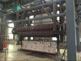 Mit Kohlensäure durchgesetzte konkrete AAC Geräte der hohen Leistungsfähigkeits-Autoklav für Block-Produktionszweig