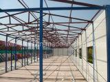 Woningbouw van de Bouw van het staal de PrefabMet EPS Comité