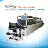 Conjunto completo de la cadena de producción máquinas de la batería del ion de Li