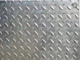 Placa de acero galvanizada