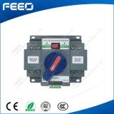 interruptor automático de transferência de 3p 200A