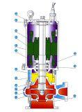 Bomba submergível do cortador da água de esgoto de Vetical Wq/C para a água de água de esgoto