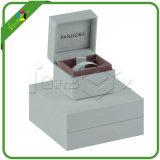 Contenitore impaccante di monili/contenitori di monili all'ingrosso del velluto/contenitore di monili su ordinazione