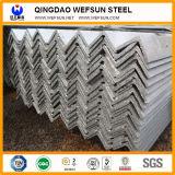 Barra de aço galvanizada do ângulo feita em China