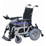 Wheelchair en aluminium avec Light Power Wheelchair (EPW61L)