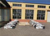 Machine chaude de presse de machines de travail du bois de Sosn