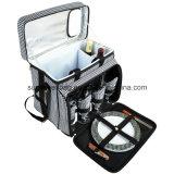 Sacchetti isolati dotati del dispositivo di raffreddamento del sacchetto di picnic con servizio per la persona 4