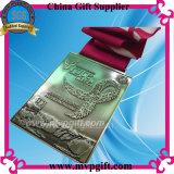 medalla del metal 3D para el regalo de la medalla del trofeo