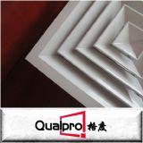 Difusor quadrado do teto com amortecedor AR6120 do multi-obturador