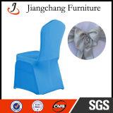 Couverture de chaise de Lycra de bout droit de Spandex de polyester de banquet d'hôtel (JC-YT56)