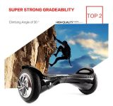 Bike баланса собственной личности самоката колеса заряжателя 2 UL электрический с Samsung18650 батареей СИД освещает диктора Bluetooth