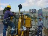 Cable óptico de ADSS/todo el cable dieléctrico del Uno mismo-Supportingoptical