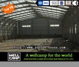 Taller del acero de la estructura de acero del almacén