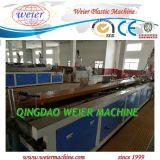 Al aire libre de WPC PE Patio de madera, panel de pared Fabricación Línea de Producción