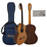 Nível do mestre do tipo de Aiersi toda a guitarra clássica Handmade de Soild