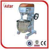 Mezclador eléctrico del espiral del equipo del alimento mezcladores comerciales de la torta de 60 litros