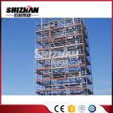 De Toren van de Steiger van de Pijp van het staal/van de Spreker van de Steiger/de Opvoerende Steiger van de Pijp