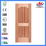 Geformte Venner Tür-Haut Asche MDF-lamellenförmig angeordnetes Holz (JHK-004)