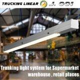 Het Lineaire Licht van J. 001trucking voor de Markt van het Avondmaal, Pakhuis, Retailplace