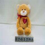 선물을%s Cpsia 박제 동물 크리스마스에 의하여 채워지는 곰