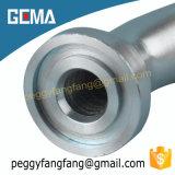 90度の肘SAEのフランジ87391本の管のフランジの油圧フランジに合う3000のPsi