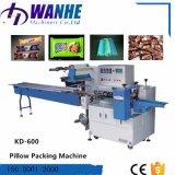 Machine à emballer multifonctionnelle de sac du gâteau Kd-600 de secteur de casse-croûte automatique de fruits de mer