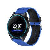 Intelligente Uhr V9 mit Bildschirmanzeige der runden Form-1.22inch