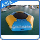 Aufblasbarer Wasser-Prahler, Wasser-Trampoline für Verkauf, Wasser-Trampoline kombiniert