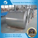 Bobina do aço inoxidável do revestimento 2b de ASTM 201 para a construção
