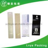 Étiquette spéciale de coup d'impression de papier de vêtement de vêtement de forme
