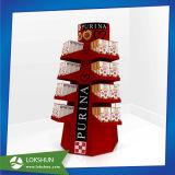 Étalage de sucrerie de carton de Ferrero Rocher